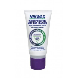 Nikwax Waterproofing Wax For Leather 100ml - Tube