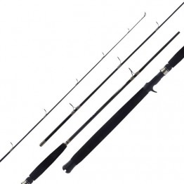 Kilwell XP 802 8' 2 Piece 5-10kg Freespool Rod