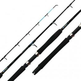 Kilwell Xtreme II Trout Troller 5'6 & Alvey 455B Rod & Reel 100yds Lead Line Combo